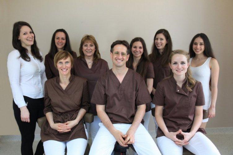 Dr. Suba's team