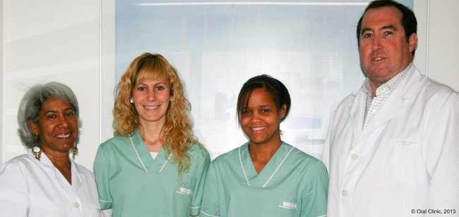 The team Oral Clinic