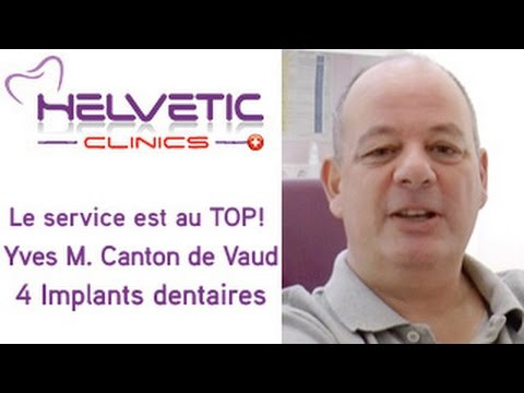 Implants dentaires et Sinus Lift
